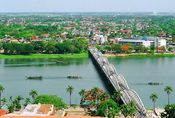 ADB tài trợ 223,87 triệu USD phát triển đô thị xanh tại  Huế, Hà Giang, Vĩnh Phúc