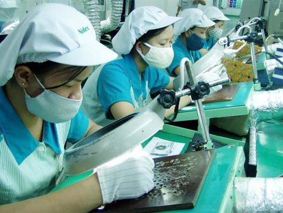 TP.HCM bị Đồng Nai, Bình Dương bỏ xa trong thu hút FDI