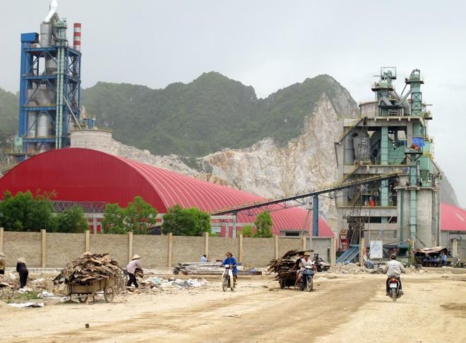 Thủ tướng đồng ý bổ sung dây chuyền 3 Xi măng Xuân Thành, Hà Nam vào Quy hoạch