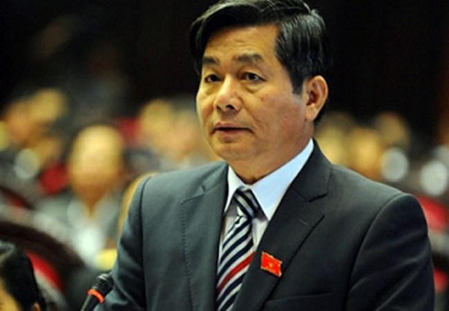 Bộ trưởng Bùi Quang Vinh cảnh báo GDP có thể giảm vì hạn mặn