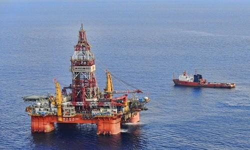 Giàn khoan Trung Quốc sắp khoan thăm dò ở Biển Đông