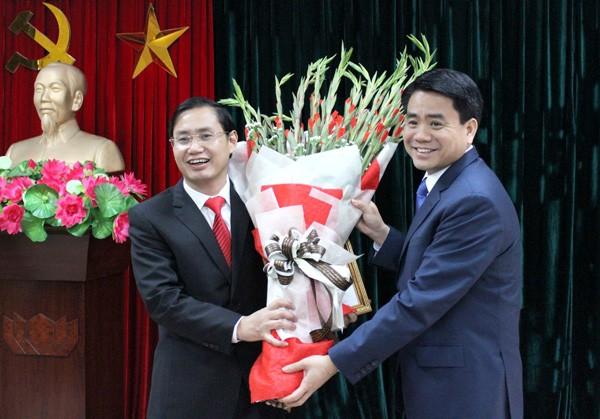 Hà Nội bổ nhiệm mới 3 Giám đốc sở