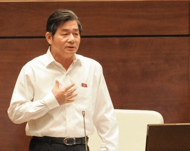 Trăn trở của Bộ trưởng Bùi Quang Vinh trong ngày làm việc cuối