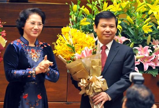 Ông Lê Minh Trí được bầu giữ chức Viện trưởng VKSNDTC