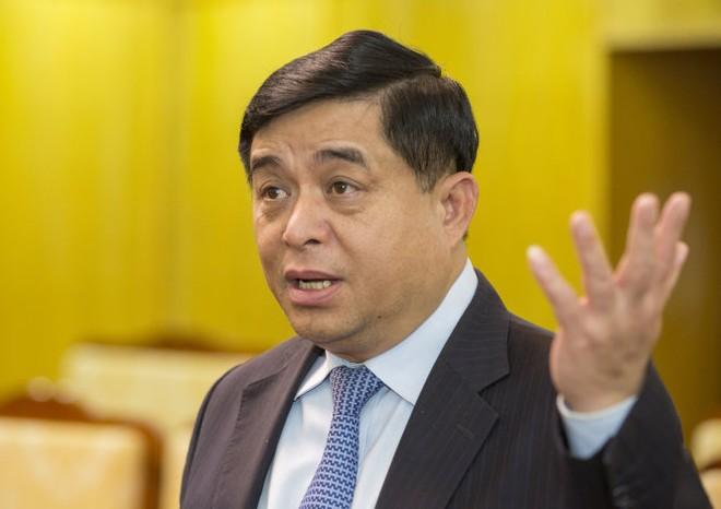 """Tân Bộ trưởng Bộ Kế hoạch đầu tư: """"Chúng ta vẫn cần một số tư duy đột phá"""""""