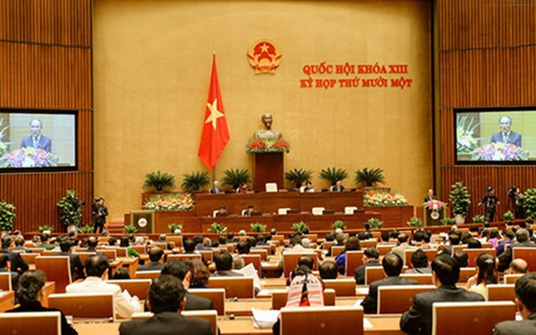 Hôm nay (12/4), bế mạc kỳ họp cuối cùng Quốc hội khóa XIII