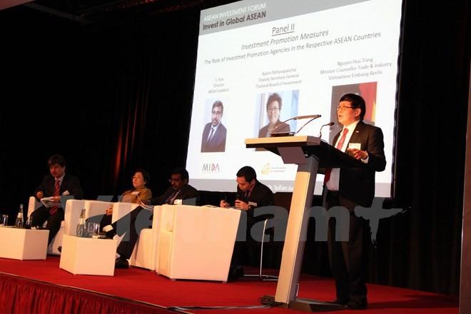 Việt Nam tạo mọi điều kiện để thu hút doanh nghiệp Đức tới đầu tư
