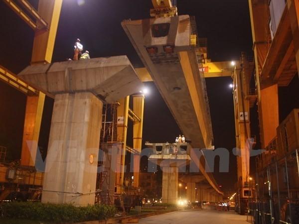 Thay nhà thầu thi công ga La Thành đường sắt Cát Linh - Hà Đông