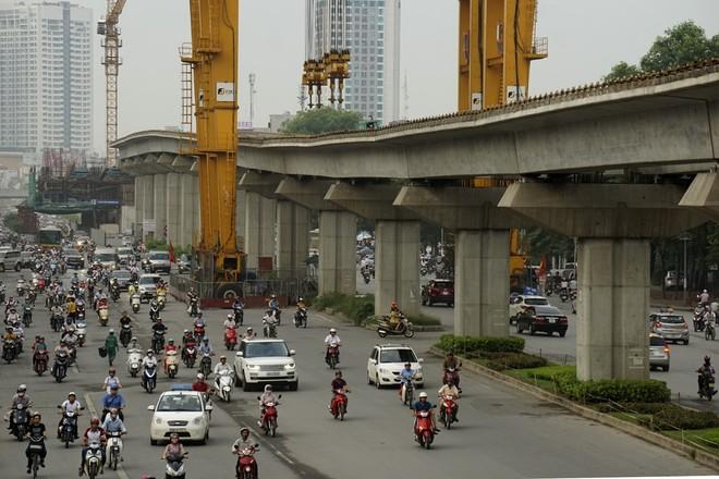 Đường sắt Cát Linh - Hà Đông: Thiếu vốn và thiếu bản vẽ nhiều hạng mục
