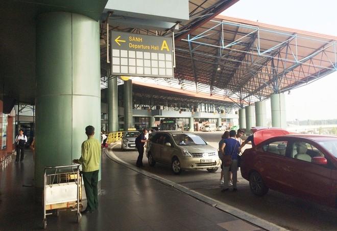 Hành khách Vietjet bay chặng Hà Nội - TP.HCM  sẽ làm thủ tục tại sảnh A, nhà ga T1