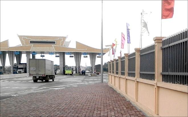 Tự ý đóng cửa trạm thu phí, Công ty BOT Việt Trì bị phạt 5 triệu đồng