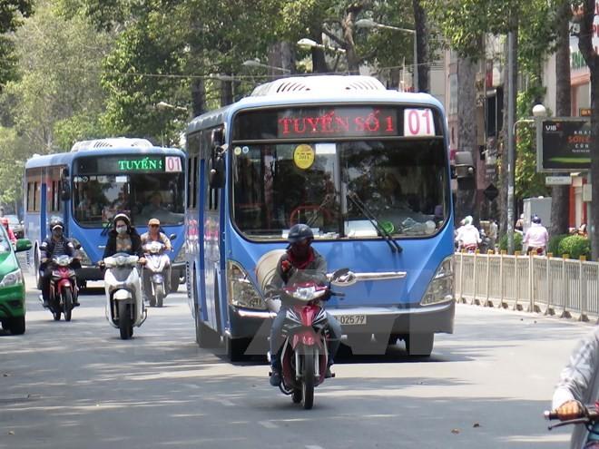 Thủ tướng phê duyệt dự án xe buýt nhanh 10 triệu USD ở TP.HCM