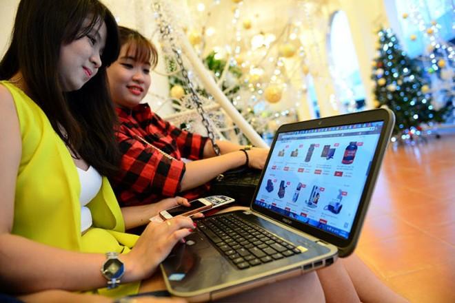 Giao dịch thương mại điện tử B2C đã lên mức 4,07 tỷ USD trong 2 năm