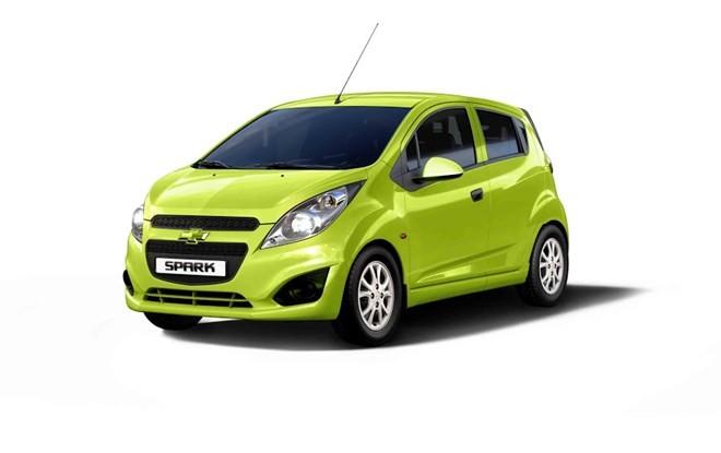 GM Việt Nam ra mắt xe Chevrolet Spark Duo, giá bán 279 triệu đồng