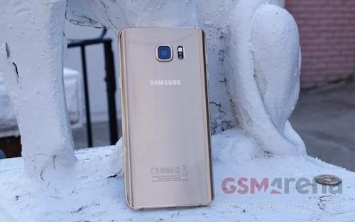 Samsung Galaxy Note thế hệ mới sẽ có tên là Note 7