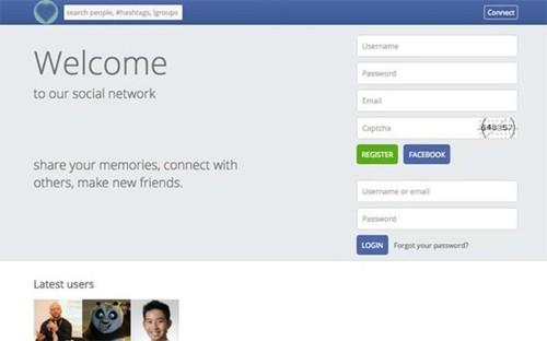 Mạng xã hội giống Facebook của Triều Tiên bị hack sau ba ngày
