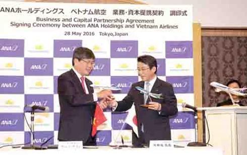 Cổ đông chiến lược của Vietnam Airlines mạnh cỡ nào
