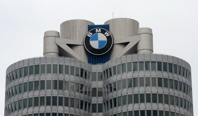 BMW đạt doanh số bán xe ôtô tốt nhất trong tháng 5