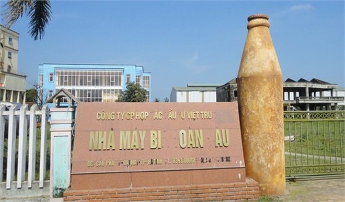 Nhà máy bia Toàn Cầu (Hà Tĩnh) 'chết yểu', 'đất vàng' bị bỏ hoang