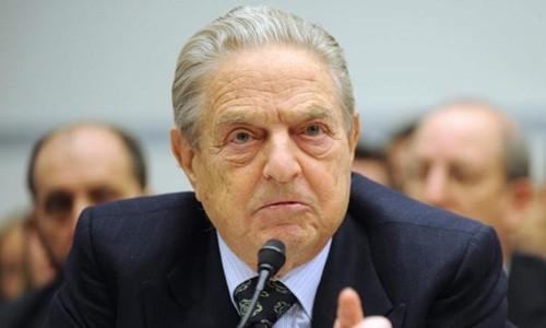 Soros cảnh báo bảng Anh trượt giá