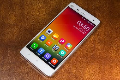 Xiaomi Mi4 sắp được bán chính hãng với giá 3 triệu đồng