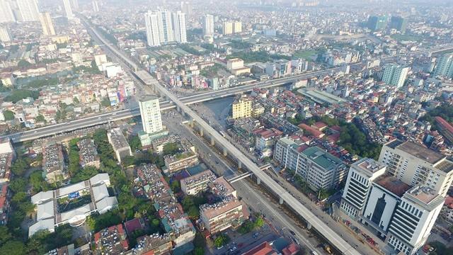 Hà Nội sẽ xây mới 4 trục đường nối trung tâm với các đô thị vệ tinh