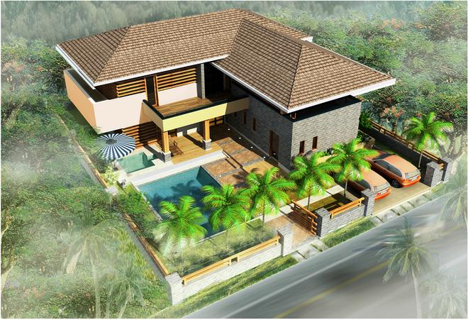"""""""Sốt"""" đầu tư nhà ở sinh thái tại Đà Nẵng"""