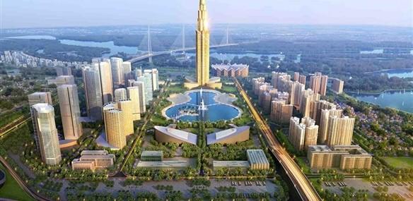 Khối tài sản 'khủng' của chủ đầu tư tháp tài chính 108 tầng tại Hà Nội