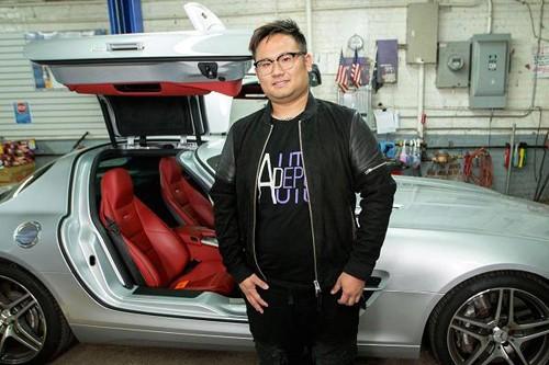 'Ông mối' siêu xe cho phú nhị đại Trung Quốc