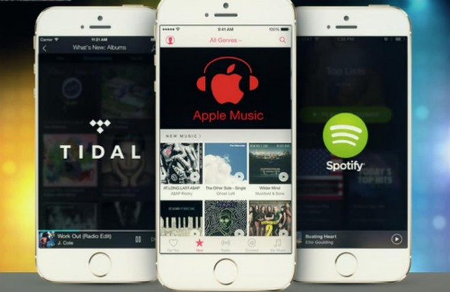 Apple có thể chi nửa tỷ USD mua thêm dịch vụ nhạc online