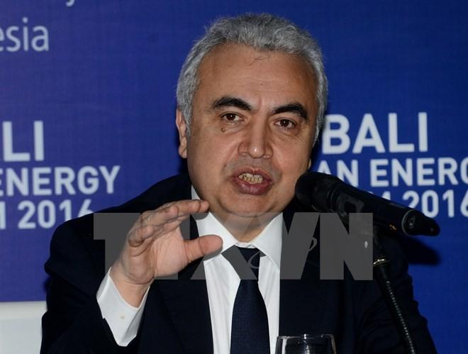 IEA cảnh báo thế giới ngày càng phụ thuộc vào dầu mỏ từ Trung Đông