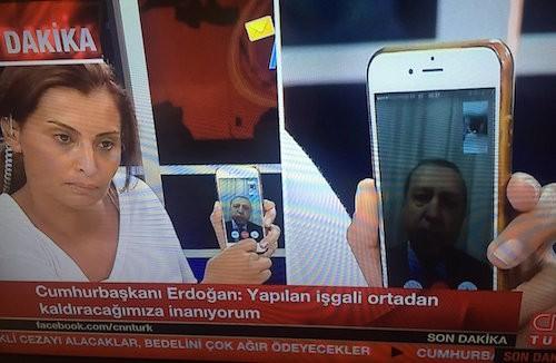 Facebook, Twitter bị chặn ở Thổ Nhĩ Kỳ trong cuộc đảo chính