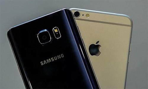 """Samsung muốn """"đánh phủ đầu"""" Apple bằng Galaxy Note 7"""
