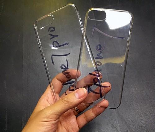 Ốp iPhone 7 và iPhone 7 Pro xuất hiện tại Việt Nam