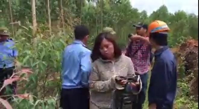 Phóng viên Báo Lao Động bị hành hung khi tác nghiệp gần khu vực gần nhà máy xử lý chất thải