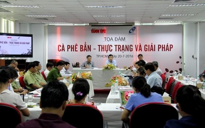 """""""Ông lớn"""" Nestlé thừa nhận có bán cà phê độn đậu rang tại Việt Nam"""