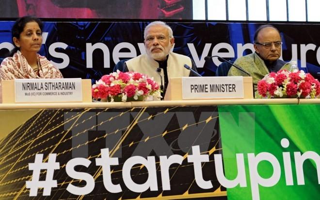 """Ấn Độ trở thành """"quốc gia khởi nghiệp"""" trẻ nhất thế giới"""