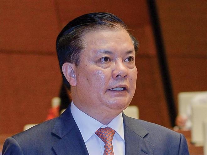 Bộ trưởng Tài chính Đinh Tiến Dũng lý giải việc chưa giải ngân được 16.000 tỷ đồng Trái phiếu Chính phủ