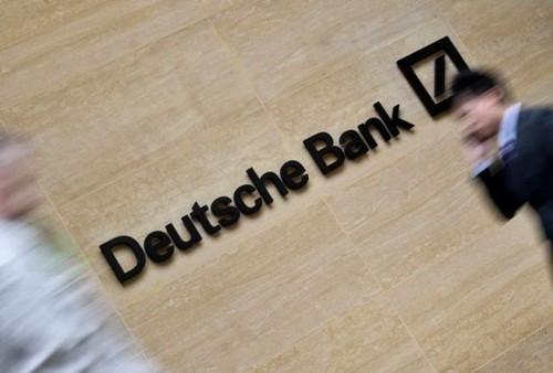 """Thế khó của ngân hàng """"rủi ro nhất thế giới"""" Deutsche Bank"""