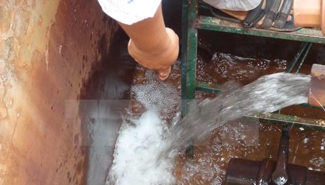 Phú Yên phạt doanh nghiệp sản xuất cá ngừ vì xả thải ra môi trường 210 triệu đồng