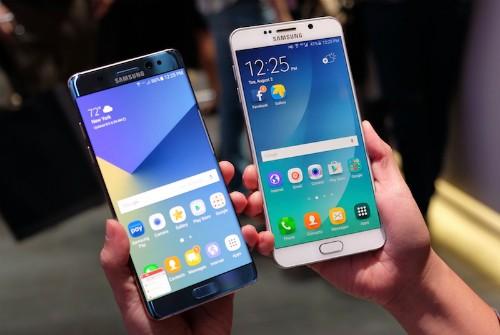 Samsung bán Galaxy Note 7 ra thị trường từ 19/8