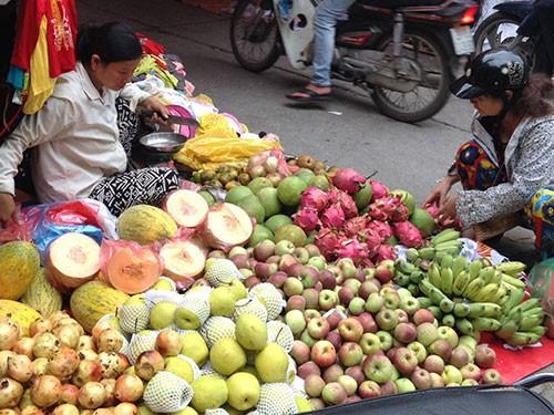 6 tháng đầu năm, Việt Nam chi 351 triệu USD để nhập khẩu rau quả từ Trung Quốc