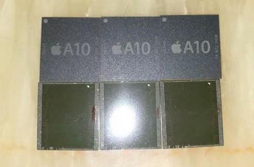Chip xử lý Apple 10 dùng cho iPhone 7 lộ diện