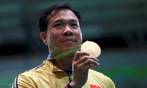 Vận động viên giành HC Vàng Olympic nhận được bao nhiêu tiền