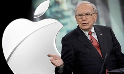 Warren Buffett đặt cược vào Apple