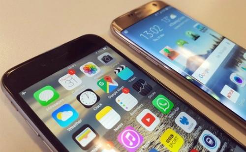 Apple có thể làm iPhone màn hình cong giống Samsung