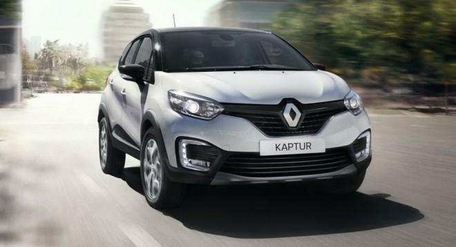 Hãng xe Renault tấn công thị trường Ô tô Việt Nam từ Nga