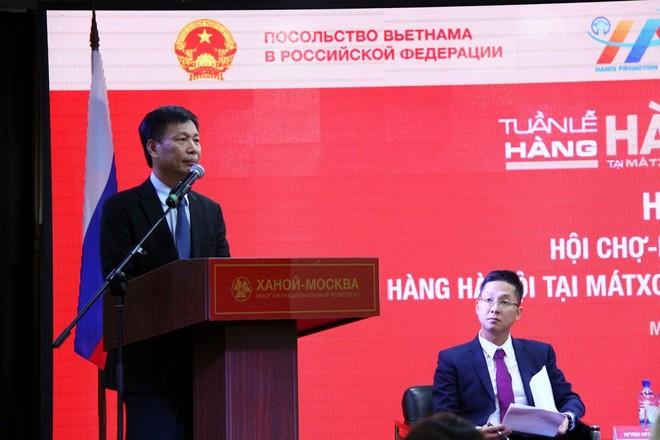 Cơ hội thúc đẩy thương mại giữa 2 thành phố Hà Nội - Mátxcova