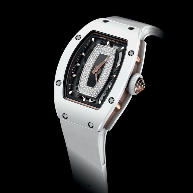 RM 07-01- Tuyệt sắc giai nhân của hãng đồng hồ siêu sang Richard Mille
