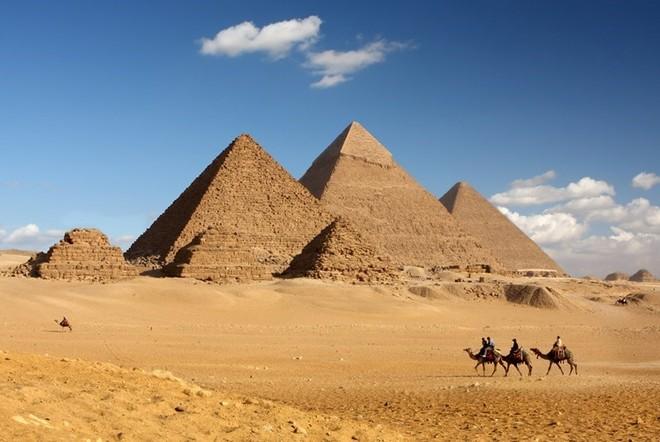 Du lịch đến Ai Cập, vùng đất của những vị thần